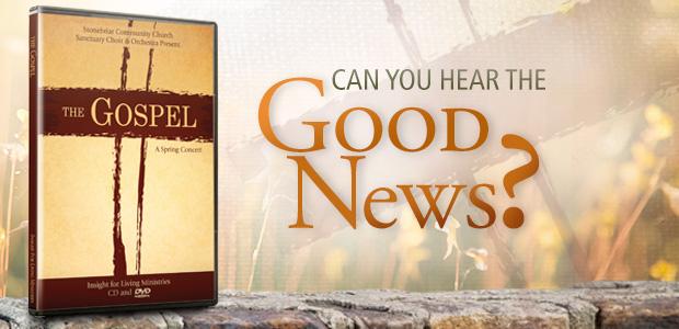 THE GOSPEL: A Spring Concert, DVD & CD Set