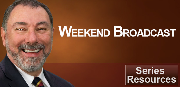 Weekend Broadcast with Terry Boyle