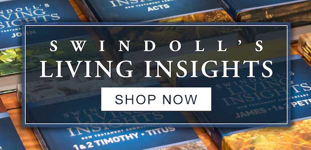 Swindoll's Living Insights