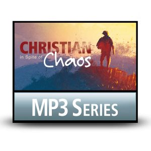 Christian in Spite of Chaos