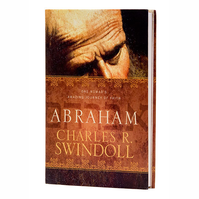 ABRAHAM: One Nomads Amazing Journey of Faith, hardback book