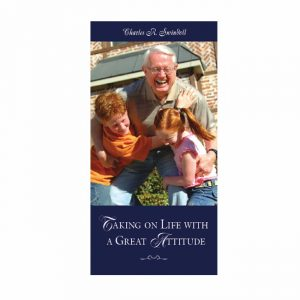 TAKING ON LIFE WITH A GREAT ATTITUDE, booklet