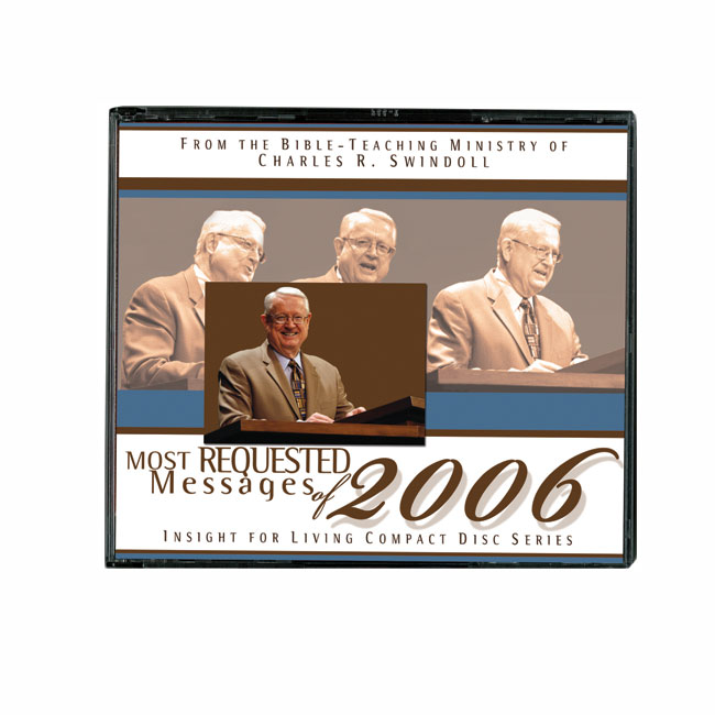 MOST REQUESTED MESSAGES OF 2006, CD Set