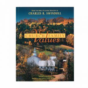 CHURCH FAMILY VALUES, Bible Companion