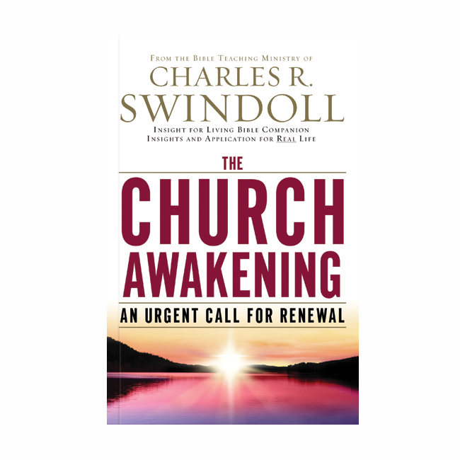 THE CHURCH AWAKENING: An Urgent Call for Renewal, Bible Companion