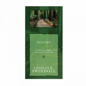DESTINY, booklet