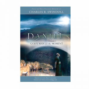 DANIEL, VOLUME 1: God's Man for the Moment, Bible Companion