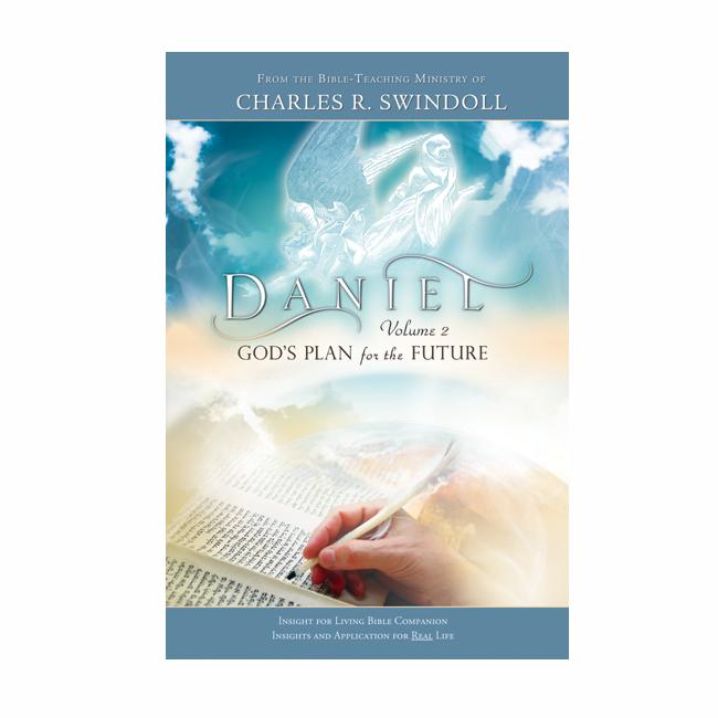 DANIEL, VOLUME 2: God's Plan for the Future, Bible Companion
