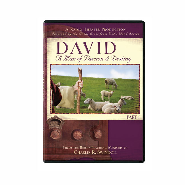 DAVID: A Man of Passion and Destiny, Part 1, Radio Drama Production