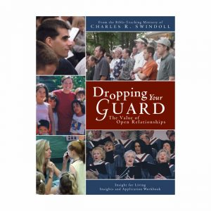 DROPPING YOUR GUARD, Bible Companion