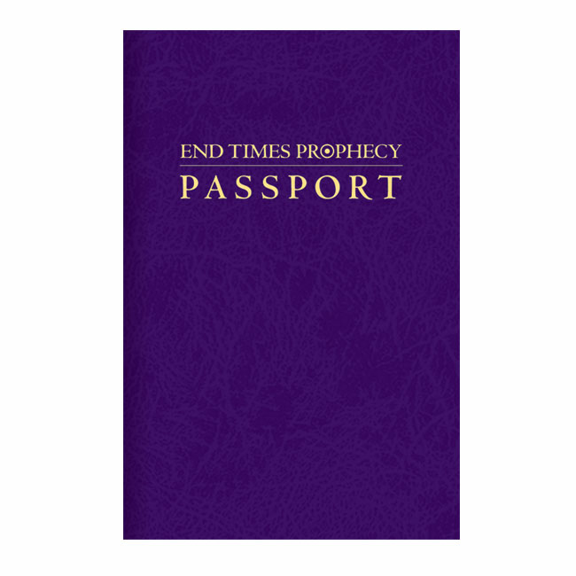 END TIMES PROPHECY PASSPORT