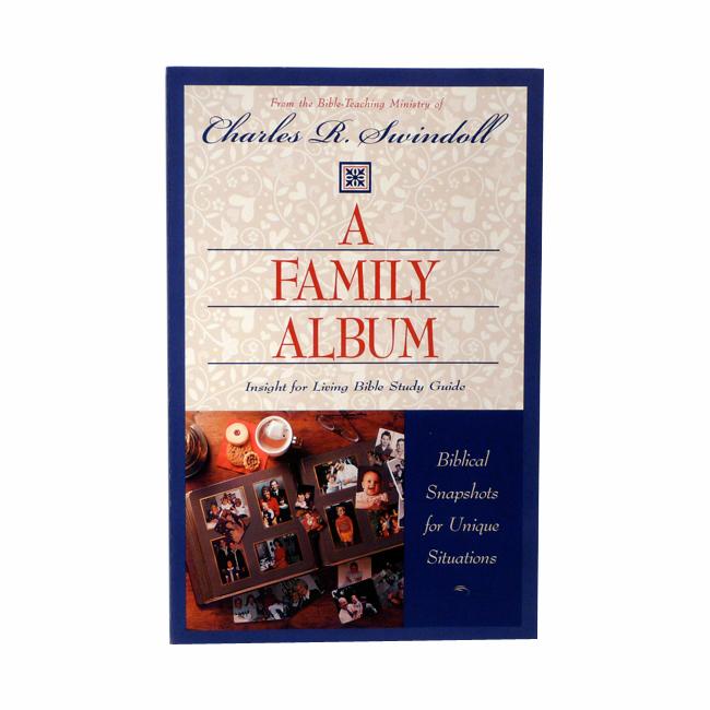 A FAMILY ALBUM, Study Guide