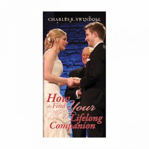 HOW TO FIND YOUR LIFELONG COMPANION, booklet