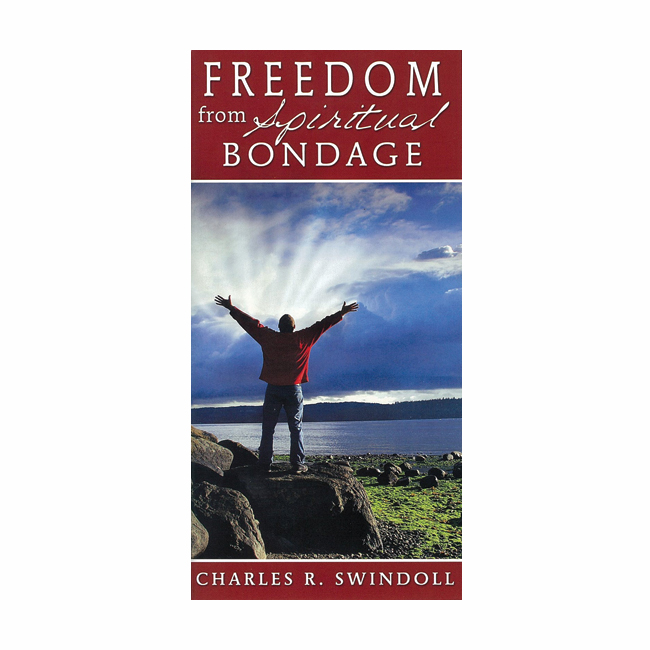 FREEDOM FROM SPIRITUAL BONDAGE, booklet