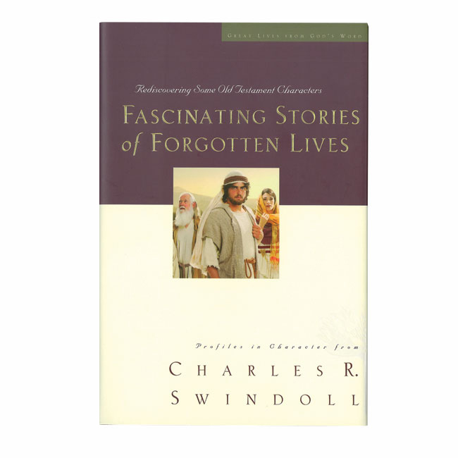 FASCINATING STORIES OF FORGOTTEN LIVES, paperback book