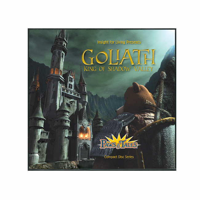 PAWS & TALES: GOLIATH: King of Shadow Valley - CD set