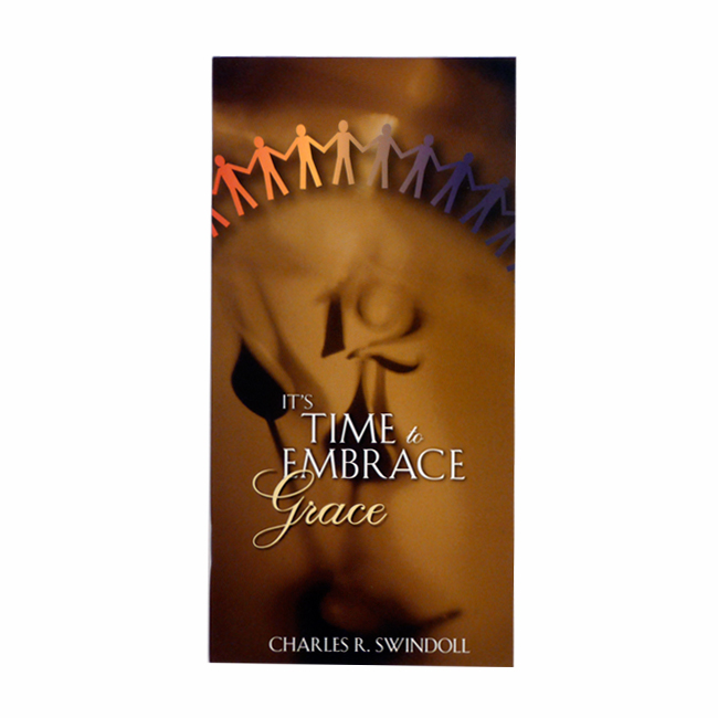 IT'S TIME TO EMBRACE GRACE, booklet