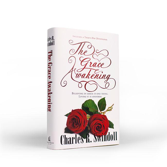 THE GRACE AWAKENING, hardback book