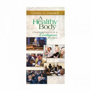 A HEALTHY BODY: Characteristics of a Contagious Church, paperback book