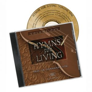 HYMNS FOR LIVING: MUSIC FOR COURAGEOUS LIVING - Music CD