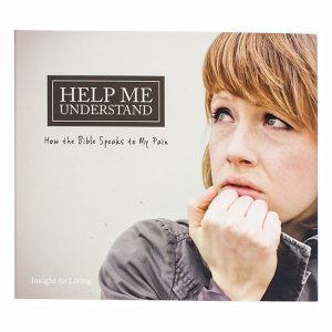 HELP ME UNDERSTAND, paperback book