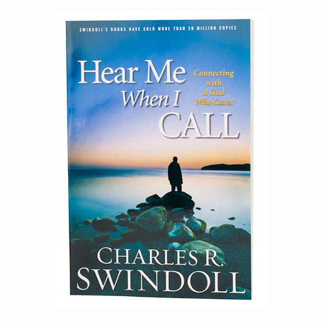 HEAR ME WHEN I CALL, paperback book