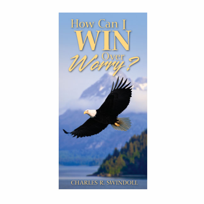 HOW CAN I WIN OVER WORRY? booklet