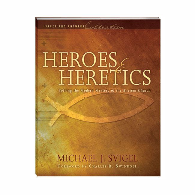 HEROES AND HERETICS, paperback book