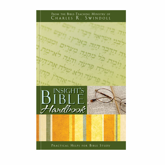 INSIGHT'S BIBLE HANDBOOK: Practical Helps for Bible Study
