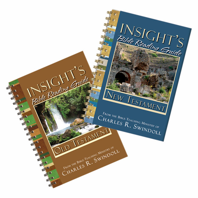 INSIGHT'S BIBLE READING GUIDES: Old and New Testament