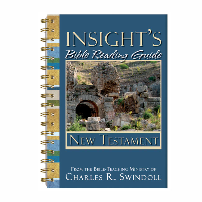 INSIGHT'S BIBLE READING GUIDE: New Testament