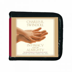 INTIMACY WITH THE ALMIGHTY, CD Series