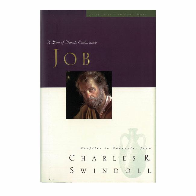 JOB: A Man of Heroic Endurance, paperback book