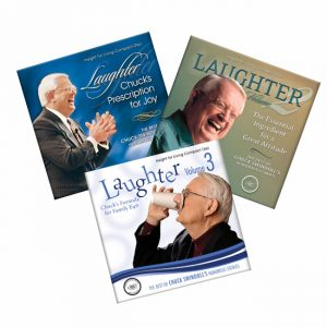 LAUGHTER, Volumes One, Two, and Three