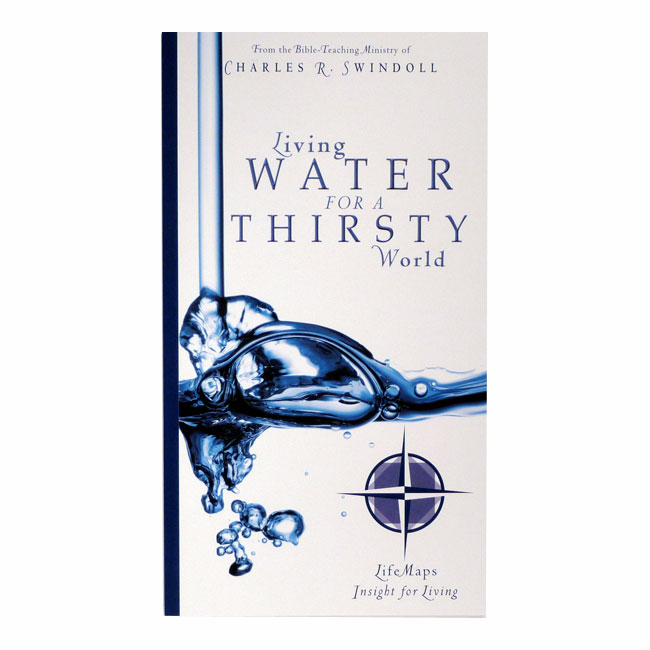 LIFEMAPS 2: LIVING WATERS FOR A THIRSTY WORLD, paperback book