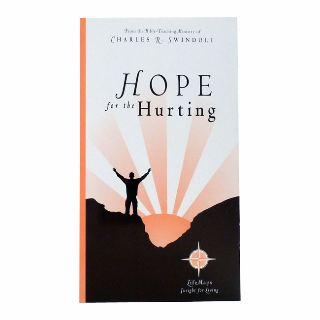 LIFEMAPS 6: HOPE FOR THE HURTING, paperback book