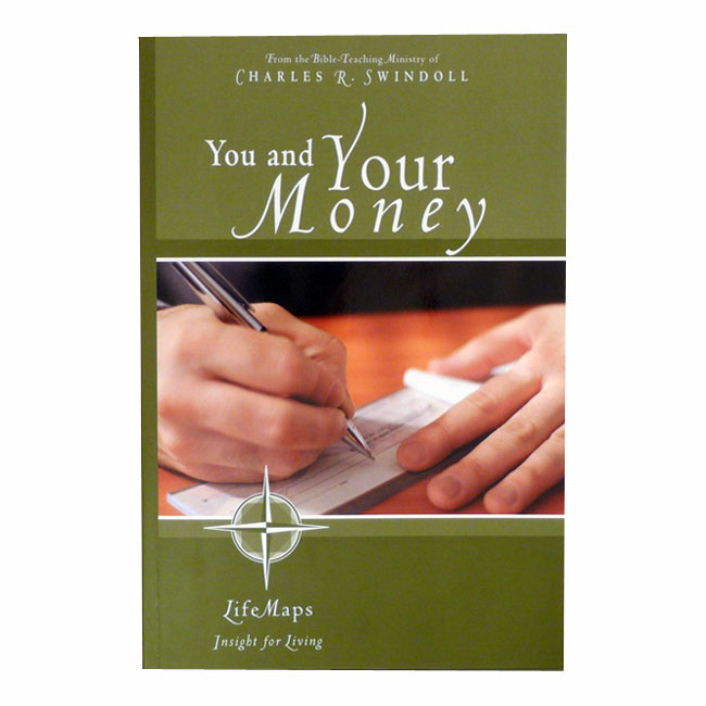 YOU AND YOUR MONEY, paperback book