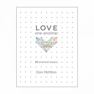 LOVE ONE ANOTHER: 20 Practical Lessons, paperback book