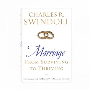 MARRIAGE: From Surviving to Thriving, paperback book