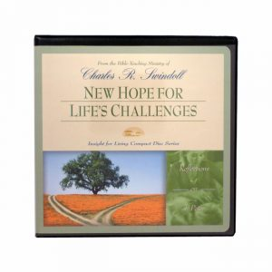 NEW HOPE FOR LIFE'S CHALLENGES: Reflections on 1 Peter, CD Series