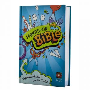 Hands-On Bible, NLT version