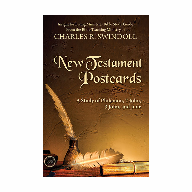 NEW TESTAMENT POSTCARDS, Study Guide