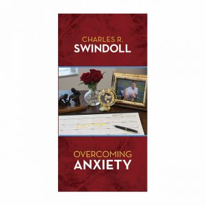 OVERCOMING ANXIETY, booklet
