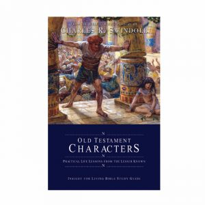 OLD TESTAMENT CHARACTERS, Study Guide