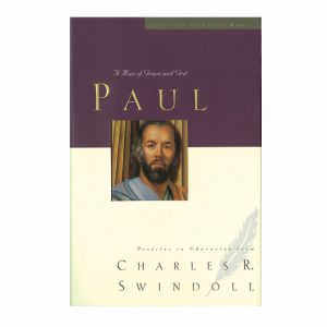 PAUL: A Man of Grace and Grit, paperback book