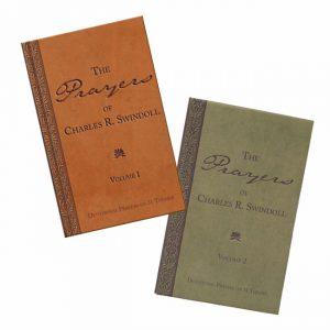 THE PRAYERS OF CHARLES R. SWINDOLL, VOLUMES 1 & 2