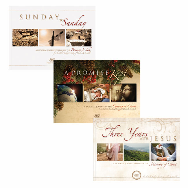 A PICTORIAL JOURNEY THROUGH THE LIFE OF JESUS SET