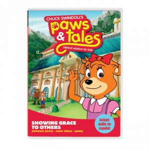 PAWS & TALES: BIBLICAL WISDOM FOR KIDS - Showing Grace to Others, DVD