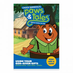 PAWS & TALES: BIBLICAL WISDOM FOR KIDS - Using Your God Given Gifts, DVD
