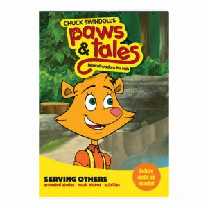 PAWS & TALES: BIBLICAL WISDOM FOR KIDS - Serving Others, DVD